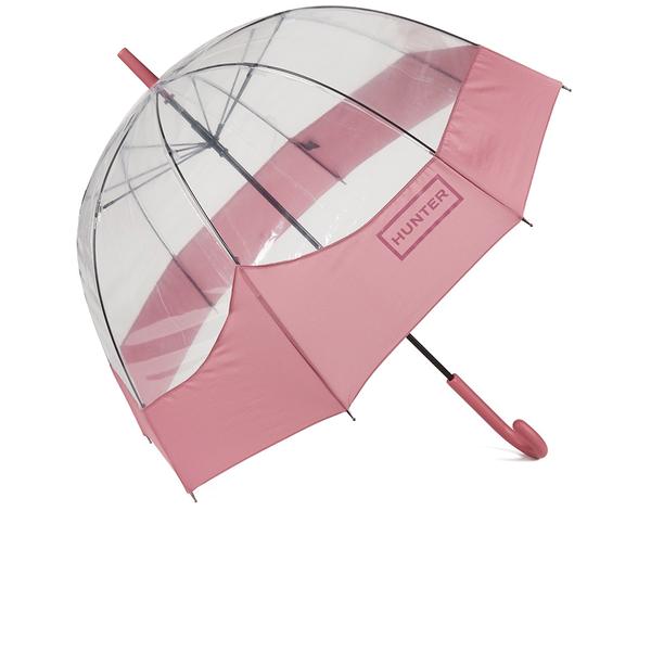 Hunter Women's Original Moustache Bubble Umbrella - Rhodonite Pink