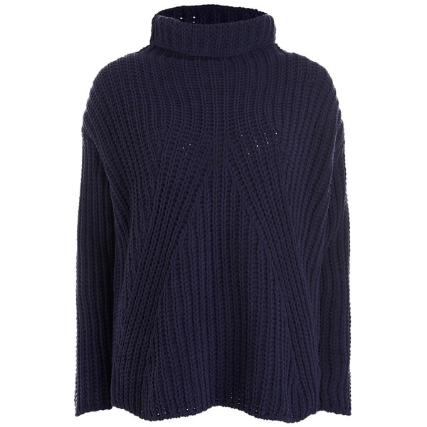 Sportmax Code Women's Faggio Sweatshirt - Midnight Blue