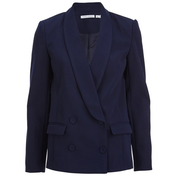 Finders Keepers Women's Song of Freedom Blazer - Navy