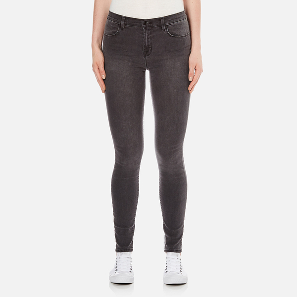 J Brand Women's 23110 Maria High Rise Photoready Skinny Jeans - Nightbird