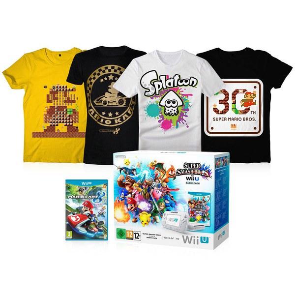 Wii U Student Pack