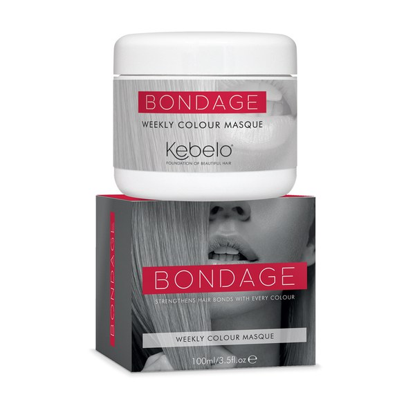 Mascarilla capilar Bondage Hair Masque de Kebelo (100 ml)