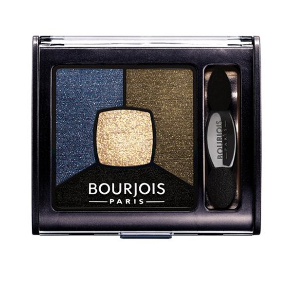 Bourjois Quad Smokey Stories ögonskugga - Faux Noirs