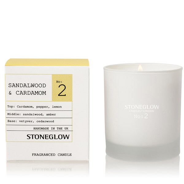 Stoneglow Modern Apothecary No. 2 Tumbler - Sandalwood and Cardamom