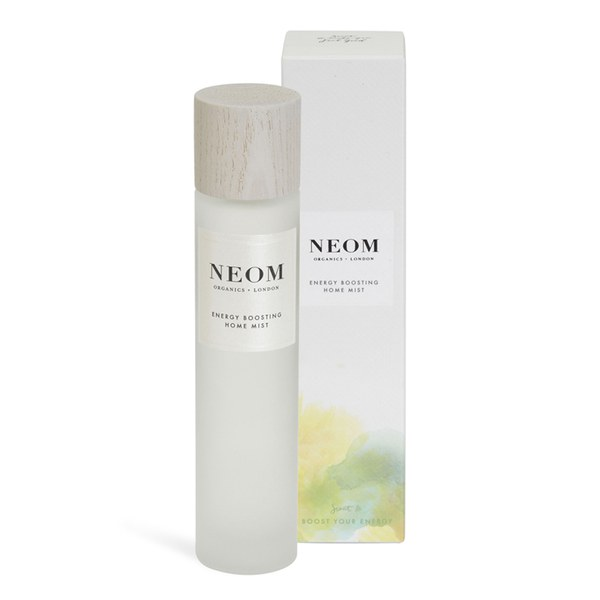 parfum d 39 int rieur nergisant biologique par neom 100ml. Black Bedroom Furniture Sets. Home Design Ideas