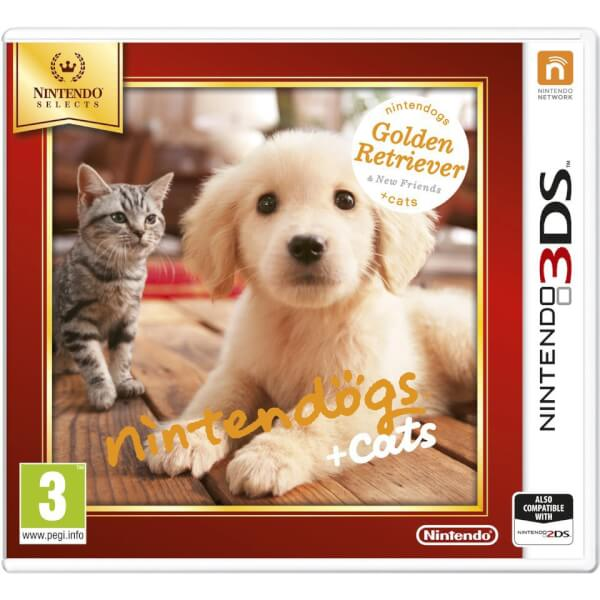 nintendogs cats 3ds gratuit