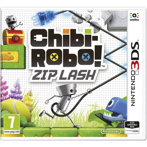Chibi-Robo! Zip Lash - Digital Download