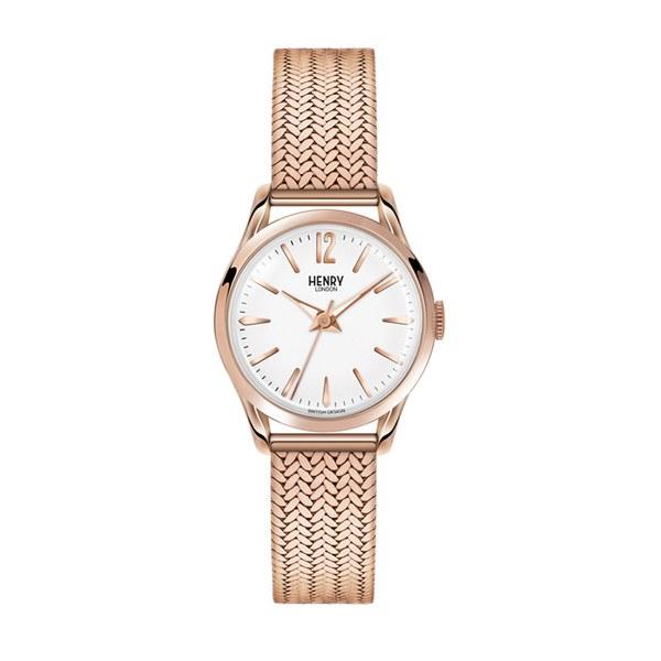 Henry London Richmond Bracelet Watch - Gold