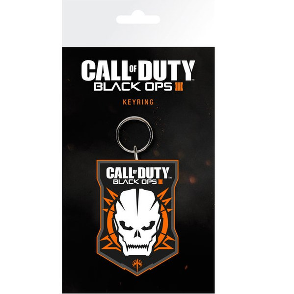 Porte-Clefs Logo Call Of Duty Black Ops 3
