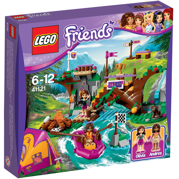 LEGO Friends: Adventure Camp Rafting (41121)