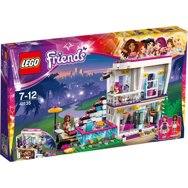 LEGO Friends: Livi's Pop Star House (41135)