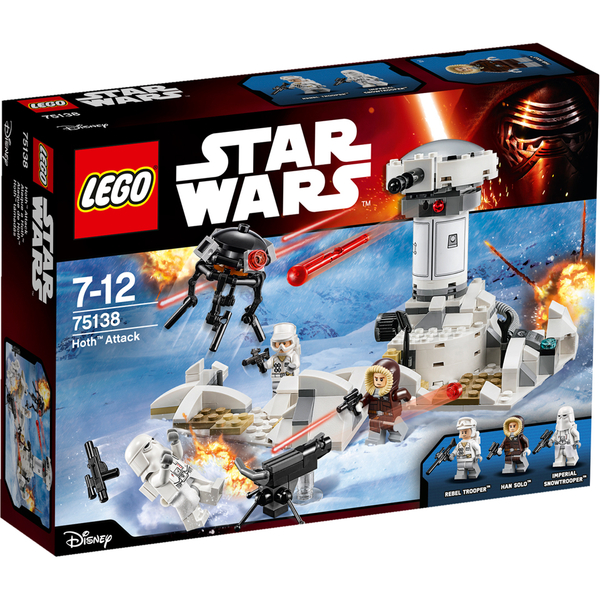 LEGO Star Wars: Hoth™ Attack (75138)
