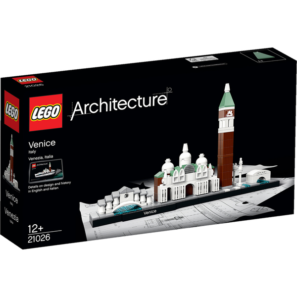 LEGO Architecture: Venise (21026)