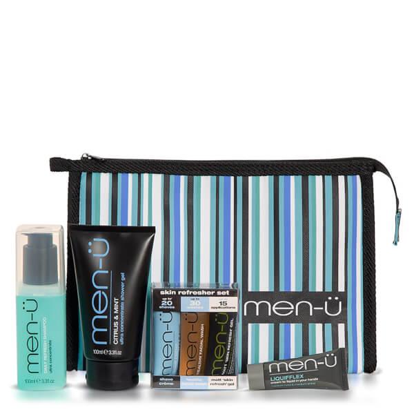 men-ü Travel Kit (Worth £48.80)