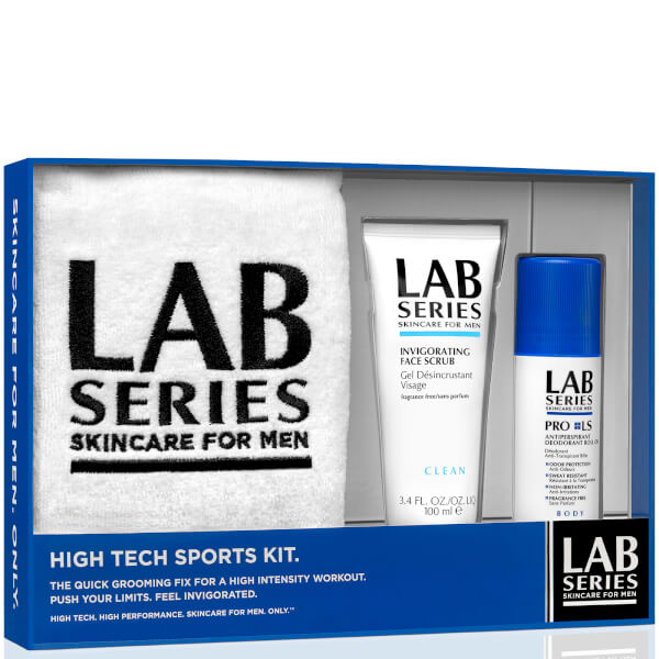 Lab Series Skincare for Men High Tech Sports Kit