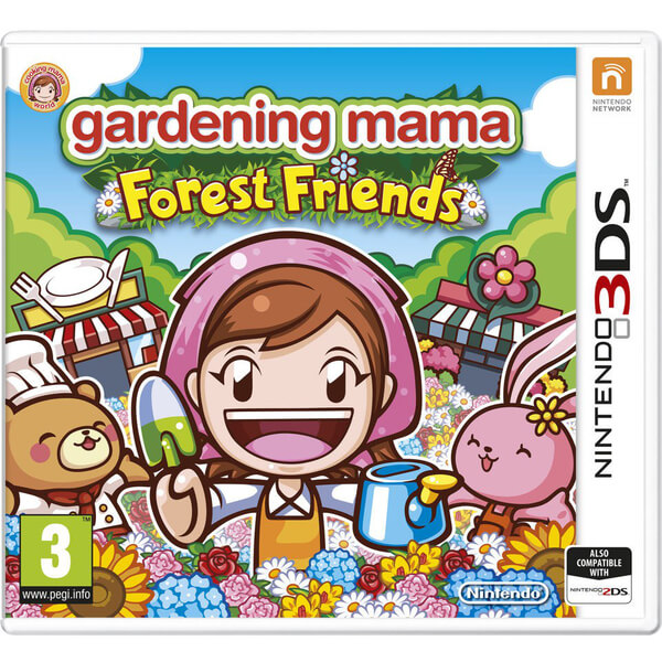 Gardening Mama: Forest Friends - Digital Download