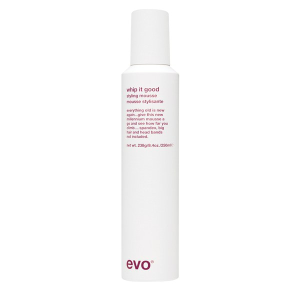 Evo Whip it Good Styling Mousse (250ml)