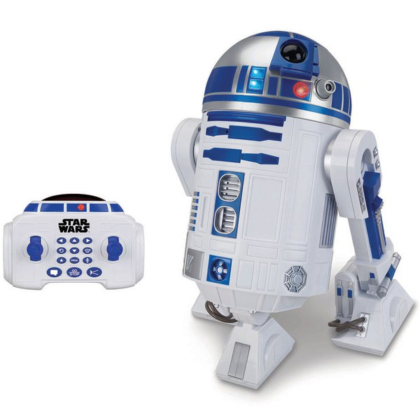 Star Wars The Force Awakens R2 D2 Interactive Rc Vehicle