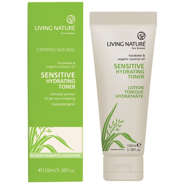 Living Nature Sensitive Hydrating Toner (100 ml)