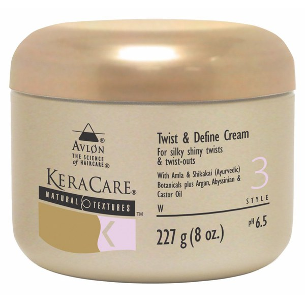 Keracare Natural Textures Twist And Define Cream Reviews