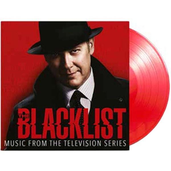 The Blacklist The Original Tv Series Soundtrack Ost 1lp
