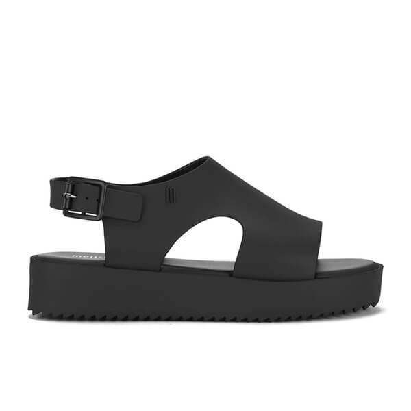 Melissa Women's Hotness Flatform Sandals - Black