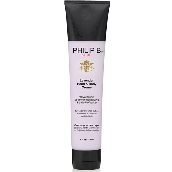 Philip B Lavender Hand and Body Crème (178ml)