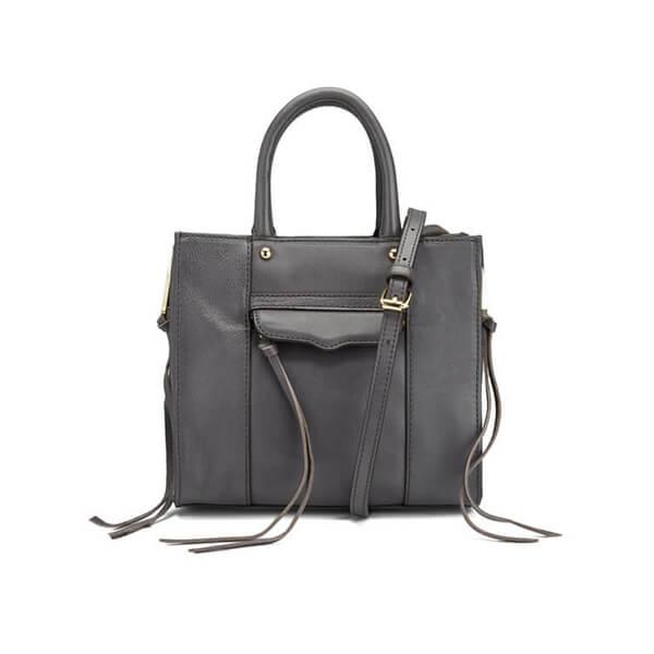Rebecca Minkoff Women's Mini MAB Tote Bag - Grey