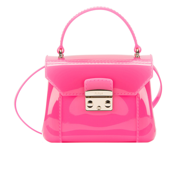 Furla Women's Candy Bon Bon Mini Cross Body Bag - Pink: Image 1