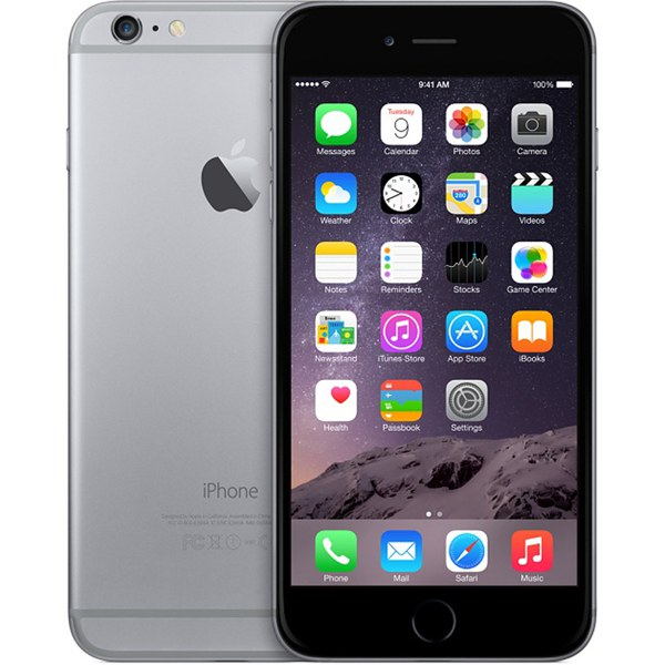 apple iphone 6s plus 64gb sim free smartphone space grey iwoot. Black Bedroom Furniture Sets. Home Design Ideas