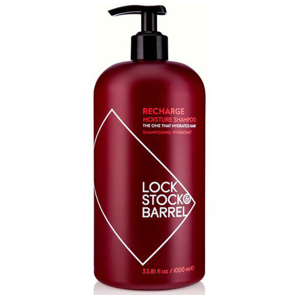 Lock Stock & Barrel Recharge Moisture Shampoo (1 000 ml)