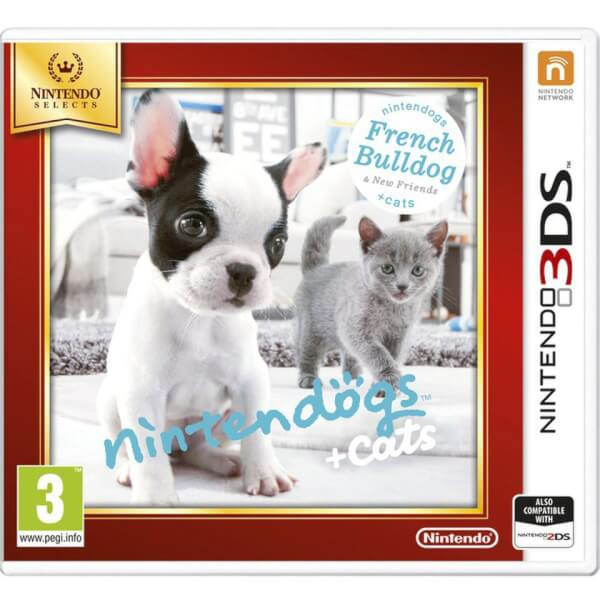 Nintendo Selects Nintendogs + Cats (French Bulldog + New Friends) - Digital Download