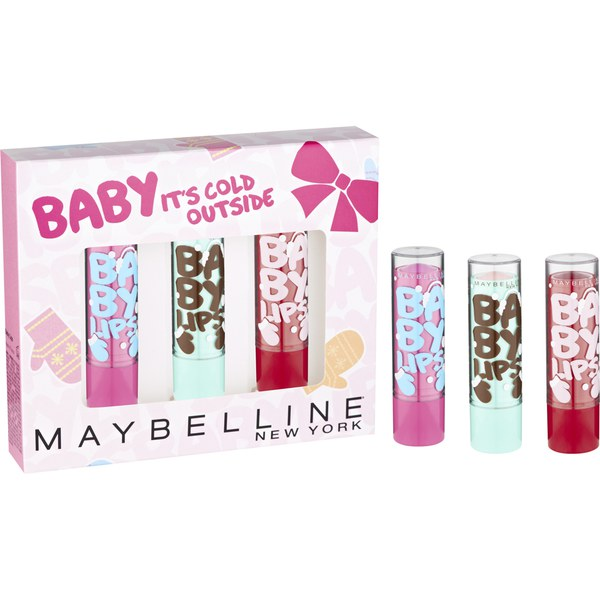 Maybelline Baby Its Christmas Gift Set Winter Free
