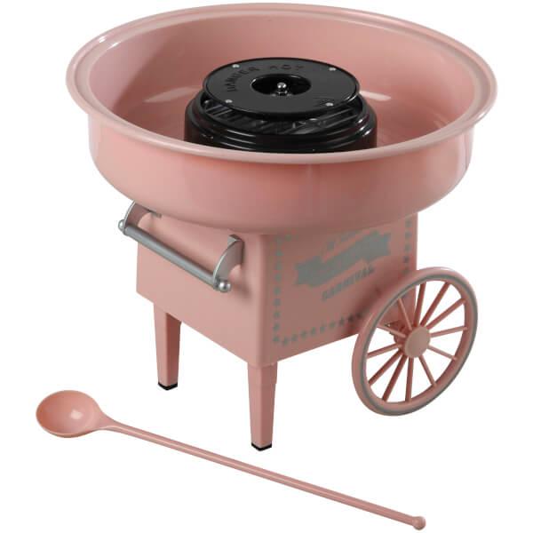 Elgento E26011 Candy Floss Cart - Multi