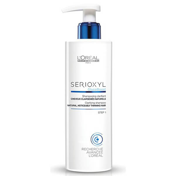 L'Oreal Professionnel Serioxyl Shampoo for Natural Thinning Hair (250ml)