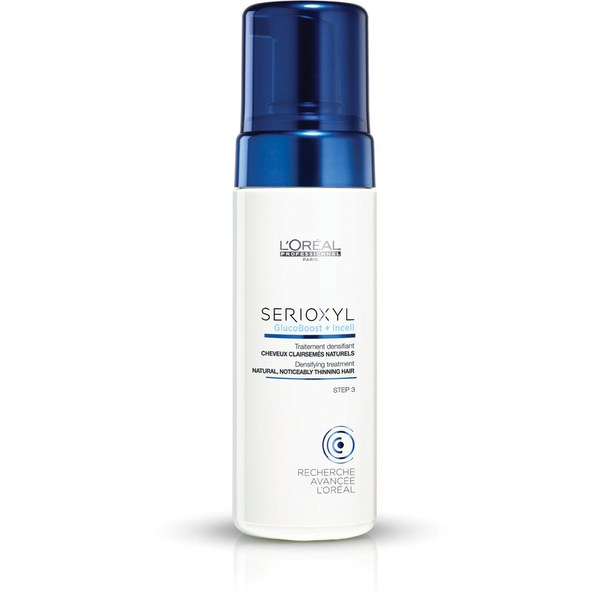 Serioxyl Densifying Treatment for Natural Thinning Hair  L'Oreal Professionnel (125 ml)