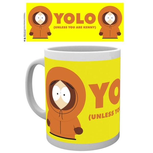 South Park YOLO - Mug