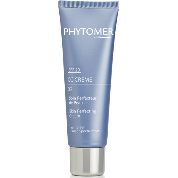 CC Skin Perfecting Cream de Phytomer - 02 Med/Dark  (50 ml)