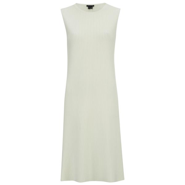 Theory Women's Jevette Dress - Ivory