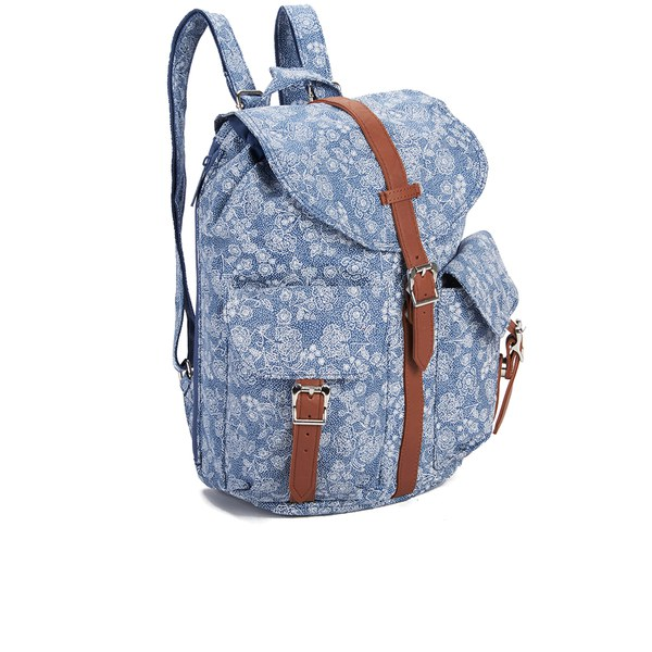 342a0a997bc Herschel Supply Co. Dawson Crosshatch Backpack - Floral Chambray