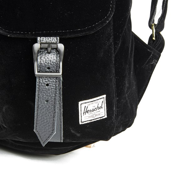 cdcc8d49a54 Herschel Supply Co. Dawson Backpack - Black Velvet  Image 3