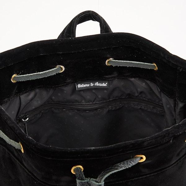 cedc779cf03 Herschel Supply Co. Hanson Backpack - Black Velvet  Image 4