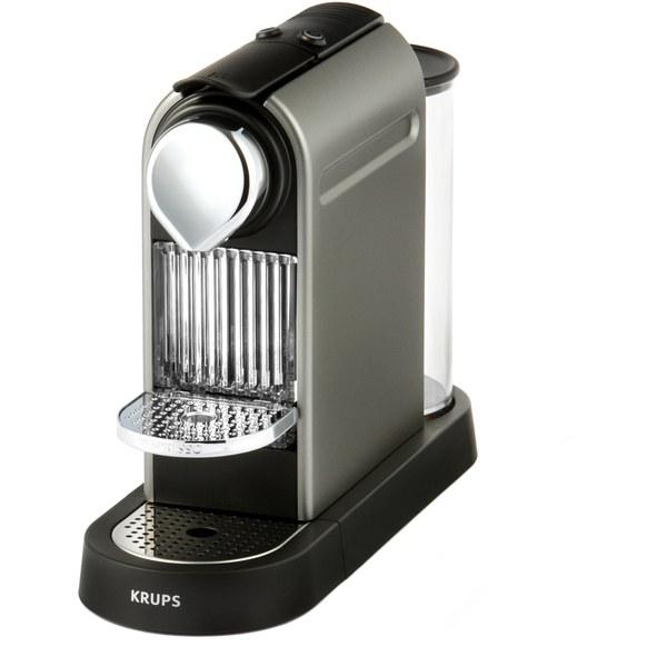krups nespresso citiz coffee machine xn720t titanium iwoot. Black Bedroom Furniture Sets. Home Design Ideas