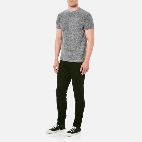 Our legacy men 39 s loop light sweat perfect t shirt grey for Sweat free t shirts