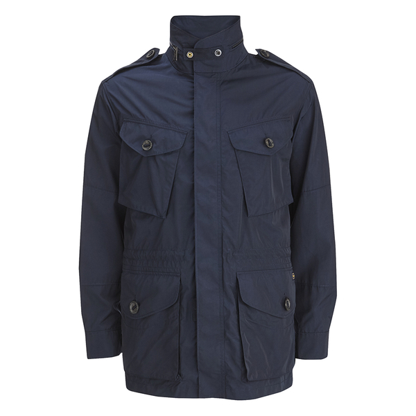 Polo Ralph Lauren Men's Canadian Jacket - Aviator Navy
