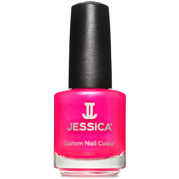 Esmalte de uñas Custom Nail Colour de Jessica Cosmetics - Raspberry (14,8 ml)