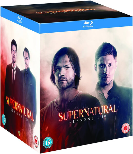 Supernatural - Season 1-10 Blu-ray | Zavvi.com
