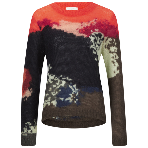 Paul by Paul Smith Women's Multi Print Jumper - Multi
