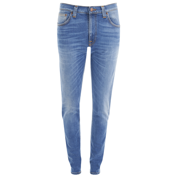 Nudie Jeans Women's Pipe Led Skinny Jeans - Crispy Pepper