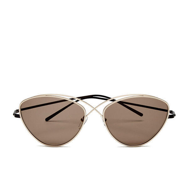 Prism Women's Brooklyn Sunglasses - Gold/Rose Gold